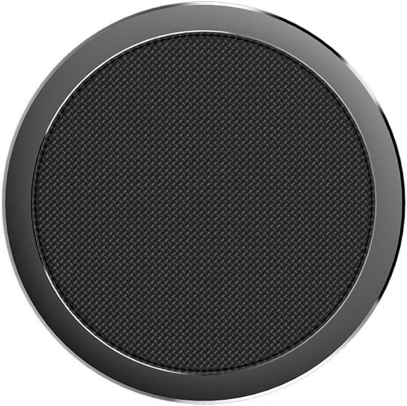 Беспроводное зарядное устройство Rock W4 Quick Wireless Charger Type-C Black (6950290609978)