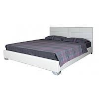 Кровать LAGUNA 1600x2000 white/chrome (E2271)