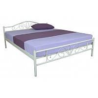 Двуспальная кровать LUCCA 1600x2000 beige (E1939)