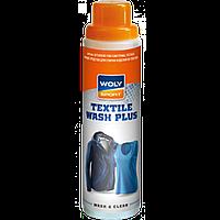 Моющее средство для текстиля Textile Wash Plus 250 мл Woly Sport