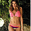 Рожевий роздільний купальник Marko M 403 BRENDA. Багато варіантів кольорів, фото 3