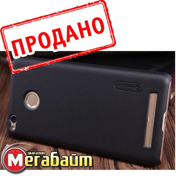 Чехол Nillkin Xiaomi Redmi 3 Pro (3S) - Super Frosted Shield Black
