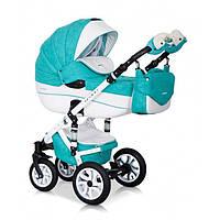 Функциональная детская коляска Riko Brano Ecco