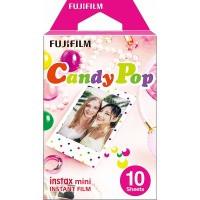 Кассеты FUJI Colorfilm Instax Mini CANDYPOP WW 1