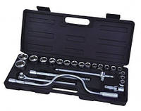 Профессиональный набор инструментов Сталь 24 предмета (64442)