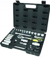 Профессиональный набор инструментов Сталь 43 предмета (64443)
