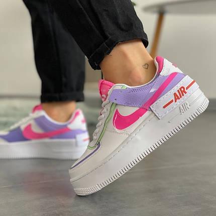 Женские кроссовки в стиле Nike Air Force 1 Low, фото 2