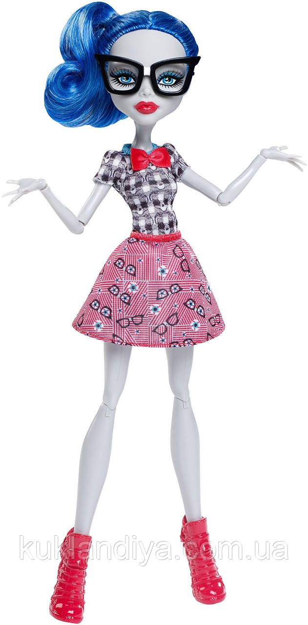 Кукла Гулия Йелпс Monster High Крик Гиков - Geek Shriek Ghoulia Yelps