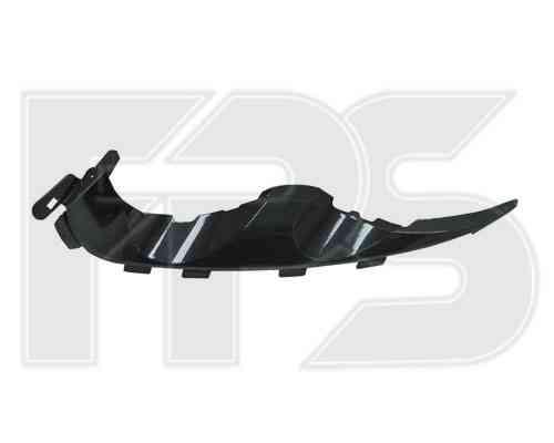 Накладка под фарой правая Шевролет авео/Chevrolet Aveo SDN/HB (T300)