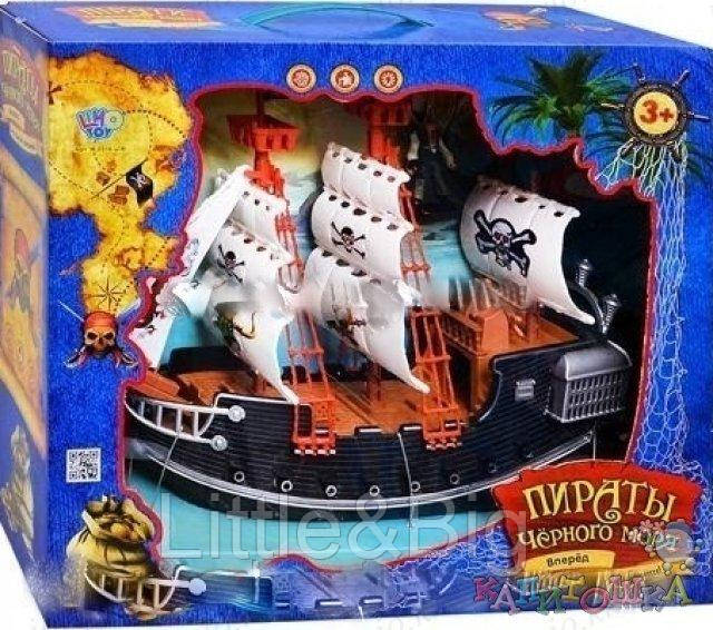 Пиратский корабль арт.М 0516