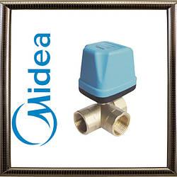 Трех-ходовой клапан MIDEA HD-Q25 для фанкойлов