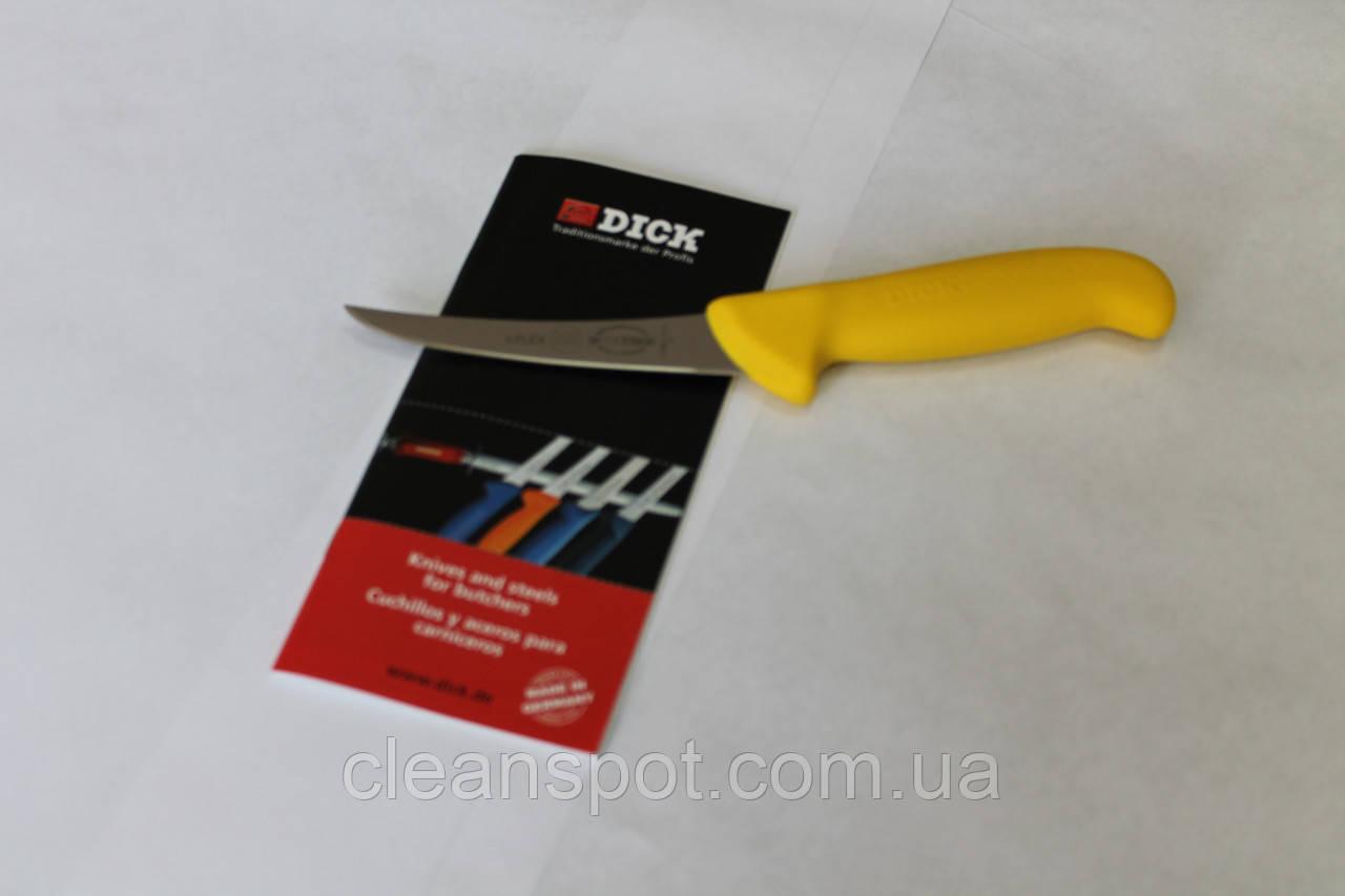 Обвалочный нож полугибкий F.Dick 2982 - 130 мм, полугибкое лезвие