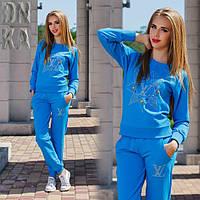 Спортивный костюм Louis Vuitton 48 Голубой