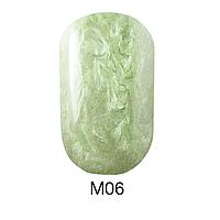 Гель-лак Naomi Metallic Collection M06, 6 мл