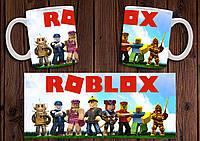 "Чашка ""Roblox"" №2"