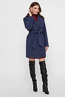 Женское пальто деми с английским воротником   рр 42-50