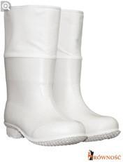 Чоботи білі BF-PCVCZSW, розміри 40-46