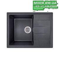 Гранитная кухонная мойка GF BLA-03 (GFBLA03650500200)