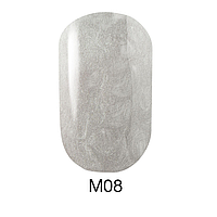 Гель-лак Naomi Metallic Collection M08, 6 мл