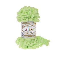 Пряжа для вязания ALIZE PUFFY  ,цвет 41, 100% Микрополиэстер
