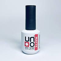 Топ матовый без липкого слоя для ногтей UNO Matte Top Coat,15 мл