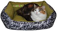 Диван квадратный Саванна для собак и кошек №5 640х520х220