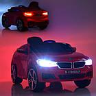 Детский электромобиль Bambi M 4194EBLR-3 красный, фото 2