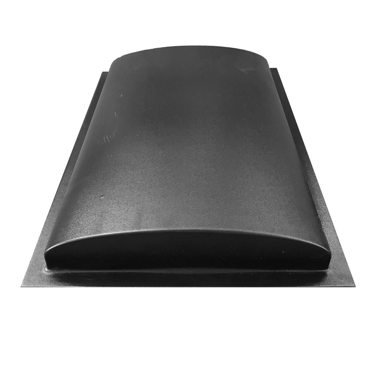 """Форма для парапета на забор """"Круглый"""" 500*310*60 мм; для литья бетонных коньков на забор"""