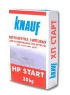 Штукатурка стартовая гипсовая Кнауф НР Старт (KNAUF HP START) 30 кг.