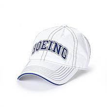 Кепка Boeing Varsity Heavy Stitch Hat Белая