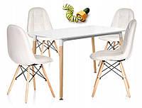 Кухонный стол +4 стула DSW