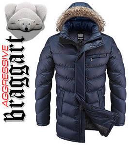 Куртка стильная с мехом