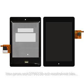 Дисплей для Acer Iconia Tab A1-810, Iconia Tab A1-811 Original Black с сенсором, фото 2