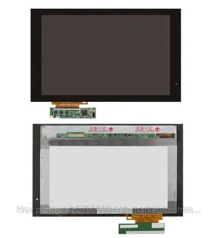Дисплей для Acer Iconia Tab A500 Original Black с сенсором, фото 2