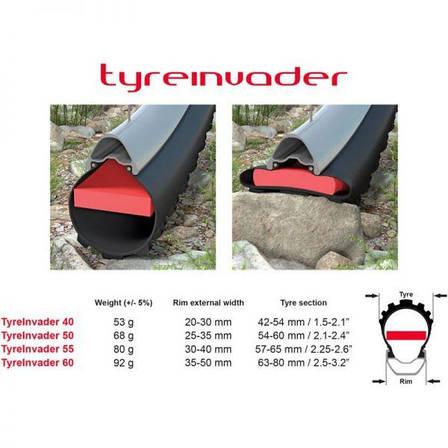 Защитные вставки в бескамерные покрышки Effetto Mariposa Tyreinvader 50, фото 2