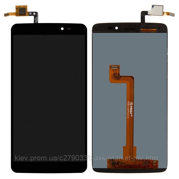 Оригинальный дисплей с сенсором для Alcatel One Touch 6045I Idol 3