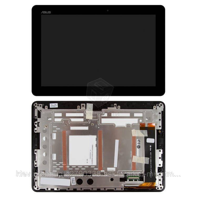 Оригинальный дисплей с сенсором и рамкой для Asus MeMO Pad 10 ME102A