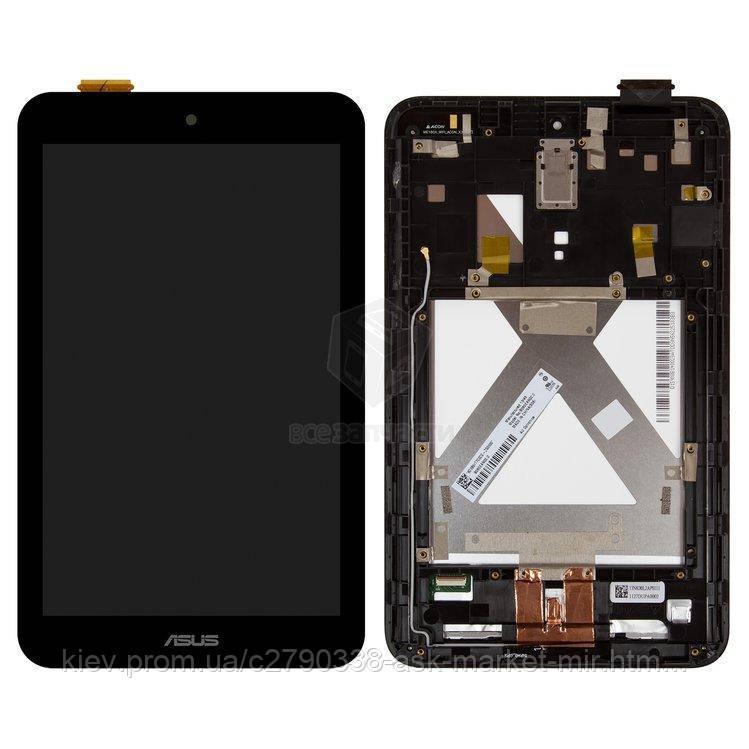 Оригинальный дисплей с сенсором и рамкой для Asus MeMO Pad 8 ME180A K00L