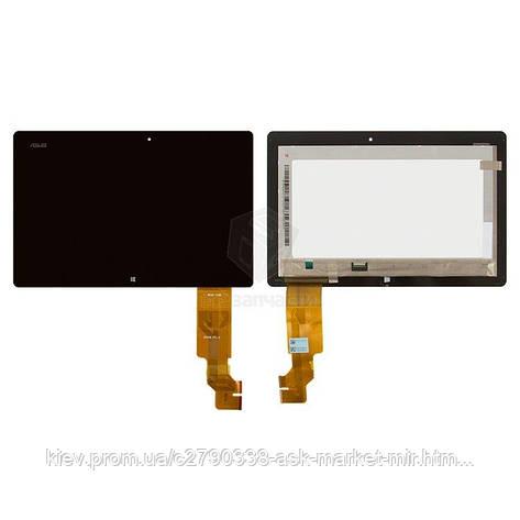 Дисплей для Asus VivoTab RT TF600T Original Black с сенсором, фото 2