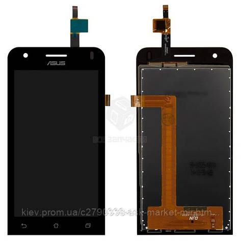 Дисплей для Asus ZenFone C ZC451CG Original Black с сенсором, фото 2