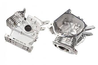Блок двигателя на Мотоблок 170F (7 Hp Лошадиных Сил) (Ø70,00) ST