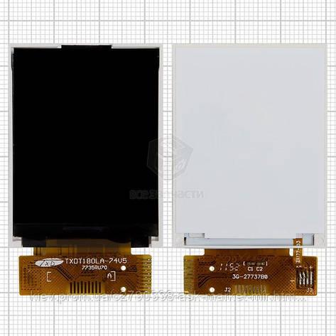 Дисплей для Fly DS103 Original #TXD180LA-74V5, фото 2