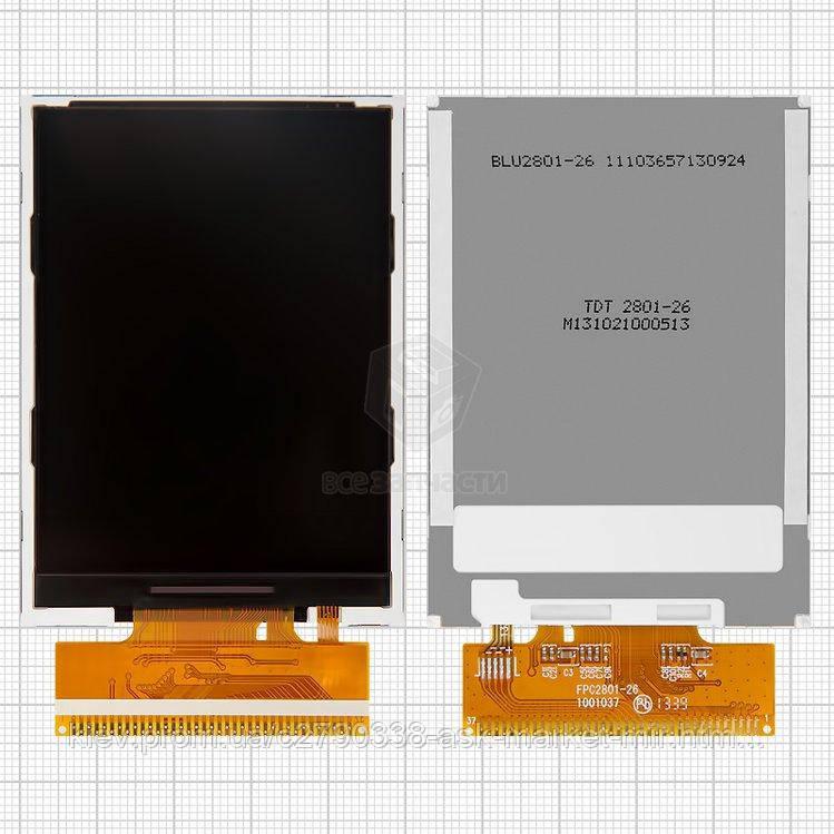 Оригінальний дисплей для Fly DS128