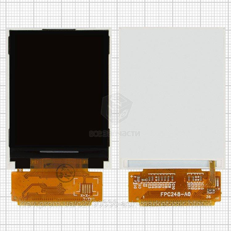 Оригинальный дисплей для Fly Q115
