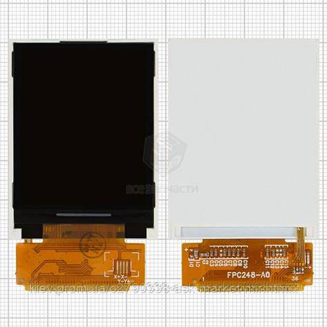 Дисплей для Fly Q115 Original 36 pin #FPC248-A0, фото 2