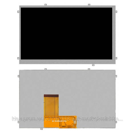 Дисплей для Freelander PD10, PD10 3G, PD20 Original 50 pin #FPC3-WV70021AV0/H-B07021FPC-71/KR070PE7T, фото 2