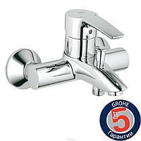 Смеситель для ванны GROHE EUROSTYLE 33591001,кран для ванны и душа