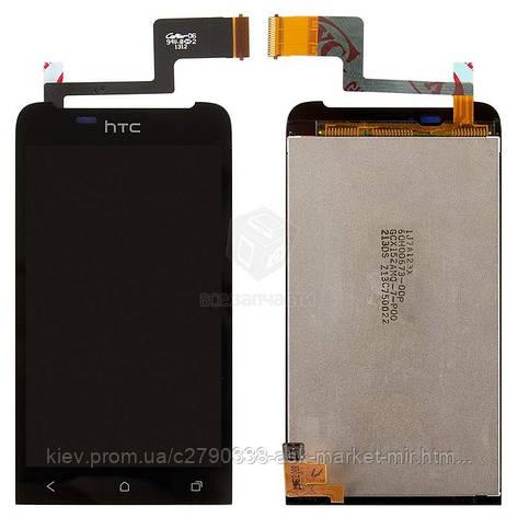 Дисплей для HTC One V T320e G24 PK76100 Original с сенсором, фото 2
