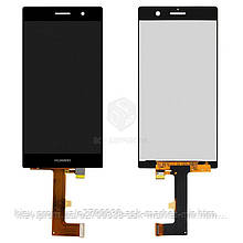 Дисплей для Huawei Ascend P7 (P7-L10, Sophia-L10) Original Black с сенсором