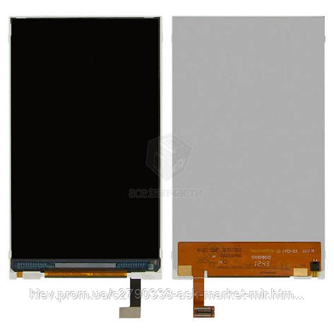 Дисплей для Huawei Ascend Y300 U8833, Ascend Y300D U8833D Original #TM040YDZP30-00 FPC1-02, фото 2